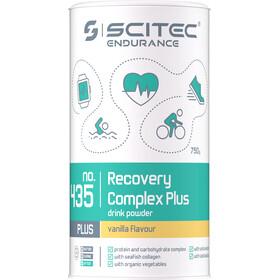 SCITEC Recovery Complex Plus Drink Powder 750g, Vanilla